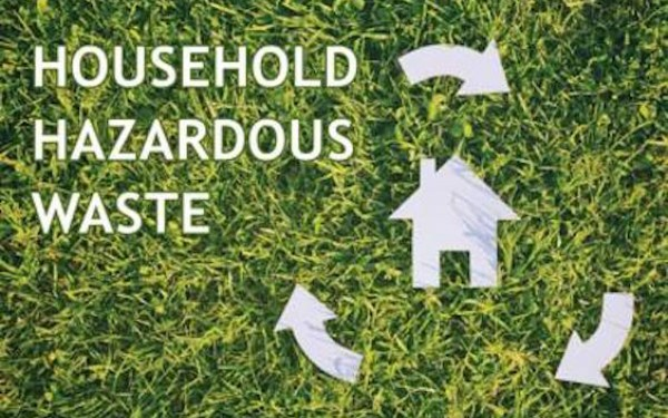 Safely and Properly Dispose of Household Hazardous Waste