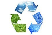Water, Waste, & Energy Icon